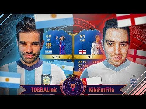 ¿¿Quedo ELIMINADO de la YUL?? - ARGENTINA vs INGLATERRA - TOBBAL vs KIKI