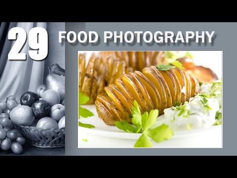 29. Food Photo Тема: Отличная и простая  схема света, для фотографирования фуда