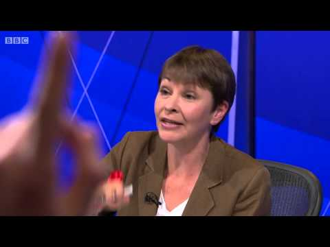 BBC Question Time 08/05/2014