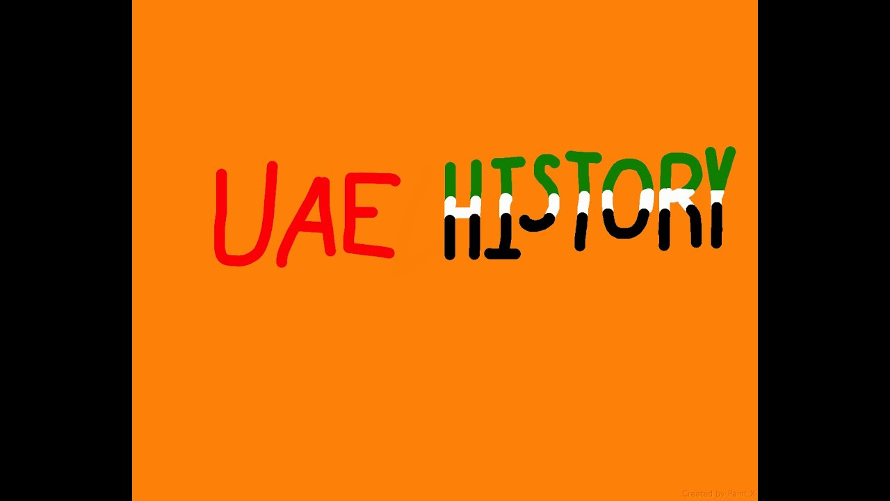 history of uae The national is the middle east's leading english-language news service bring you the latest news, opinion and features from the region and internationally.