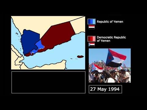 [Wars] The Yemeni Civil War (1994): Every Day