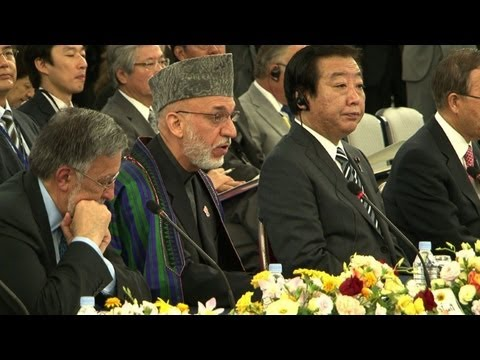 Tokyo conference on Afghanistan opens