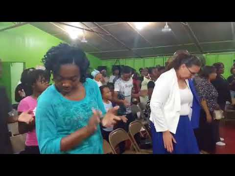 The 2018 Shift Started In 2017 In Portmore Jamaica (Holy Ghost Power)