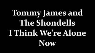 Tommy James and The Shondells I Think We