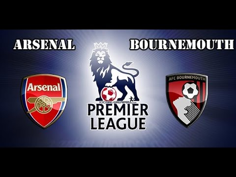 Bournemouth vs Arsenal live score || ENGLAND: Premier League