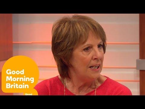 Dame Penelope Wilton Talks Brief Encounters | Lorraine clip
