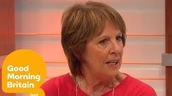Penelope Wilton On The Downton Death Rumours   Good Morning Britain
