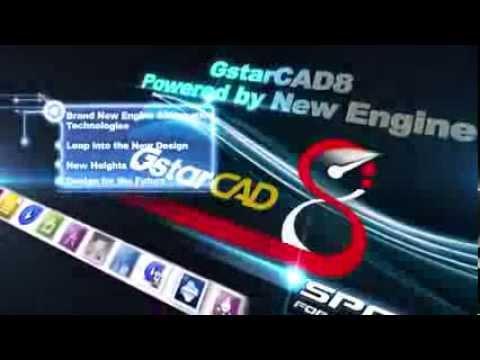 GstarCAD 8 - Speedier CAD Software [HD]