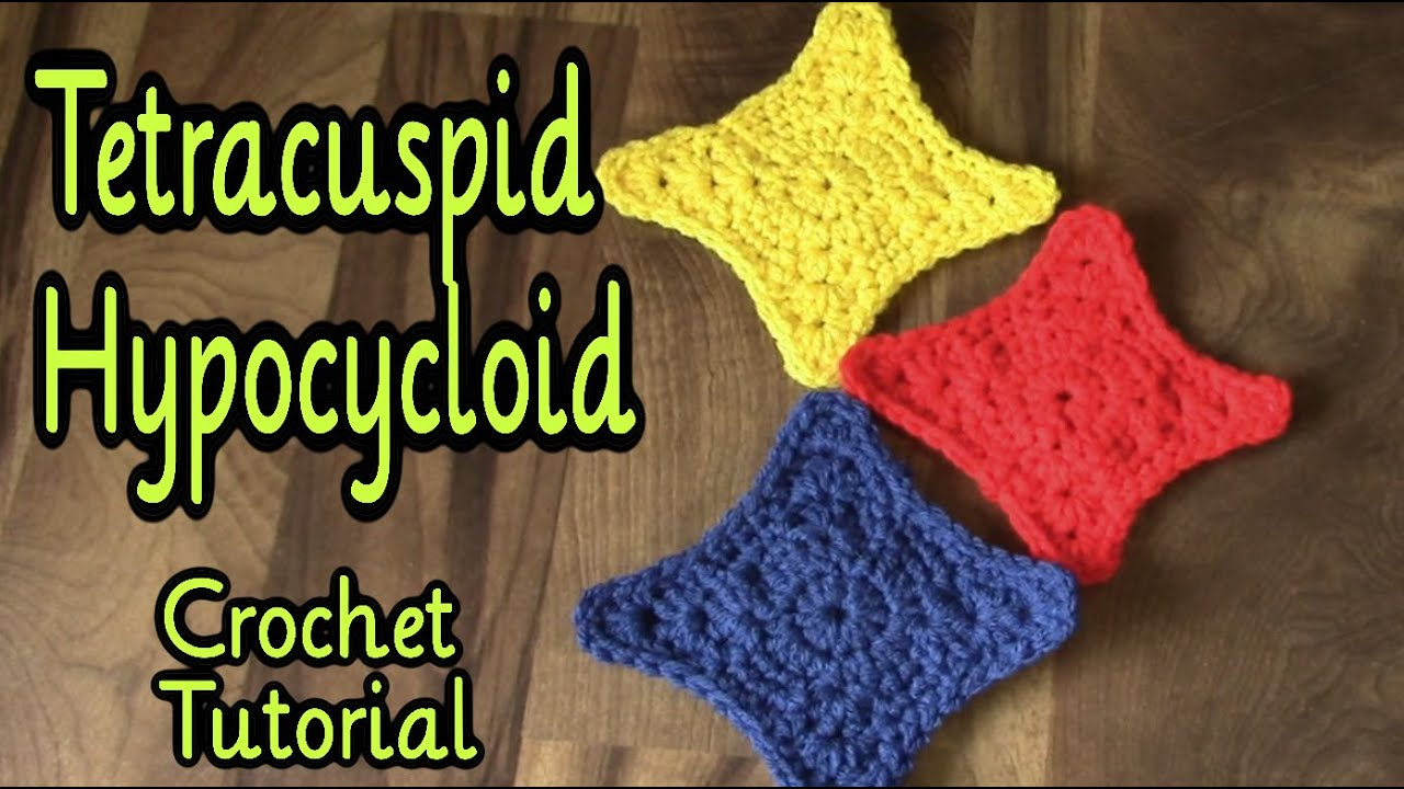 Tetracuspid Hypocycloids Crochet Pattern ~ Pittsburgh Steeler Star Tutorial 38c2bcbed