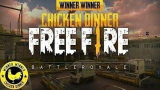 freefire battleground ..LETS HAVE A CHICKEN..