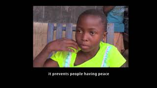 VOX Burkina Faso: A young girl on malaria and SMC