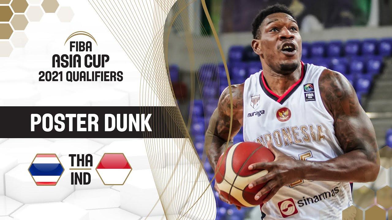 19 PTS & EXPLOSIVE Dunk by Lester Prosper vs. Thailand! | FIBA Asia Cup 2021 Qualifiers