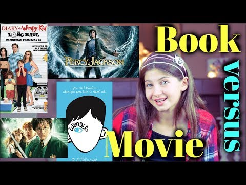 Book vs Movie - Which do you like better?