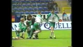 VfL Wolfsburg - Pokalsaison 94/95 #08 Waldhof Mannheim - VfL 8.SpT