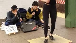 Japanese Beats Dancer Naomi Funaki