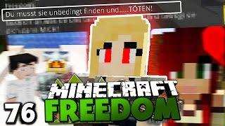 KATE HAT UNS BEKLAUT! SIE SOLL STERBEN?!  ✪ Minecraft FREEDOM #76   Paluten