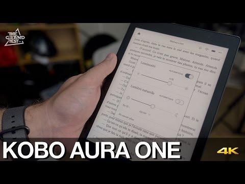 Kobo Aura One : la meilleure liseuse du marché ?