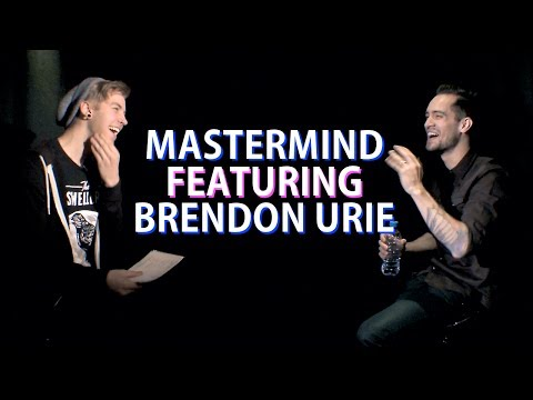 Brendon Urie & Patty Walters - MASTERMIND