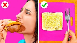 COOLEST TIK TOK FOOD TRICKS AND HACKS || Viral Food Challenges by 123 GO!