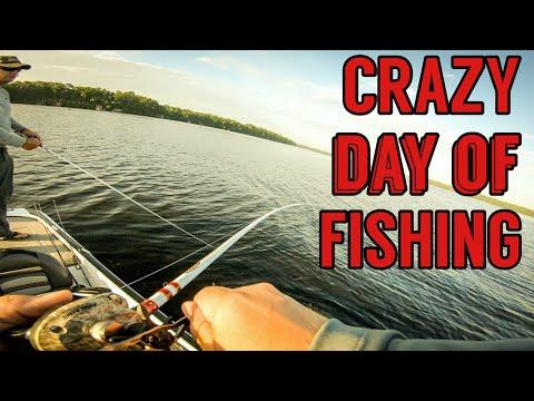 CRAZY Fishing Day | Lake Talquin