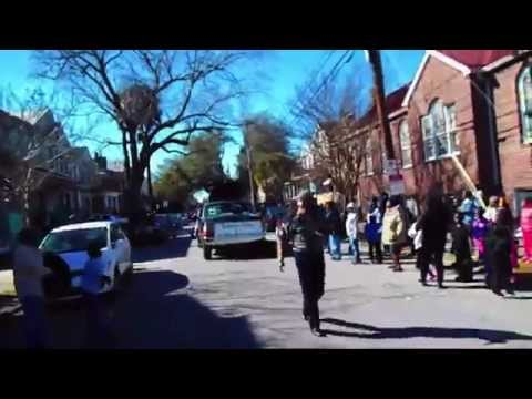 Charleston SC's 2015 Martin Luther King Jr  Day Parade
