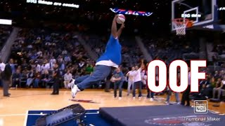 Funny basketball trickshot fails!!!