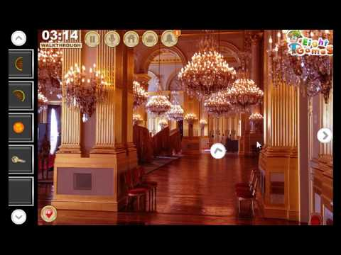 Royal Palace Of Brussels Escape Game Walkthrough EightGames