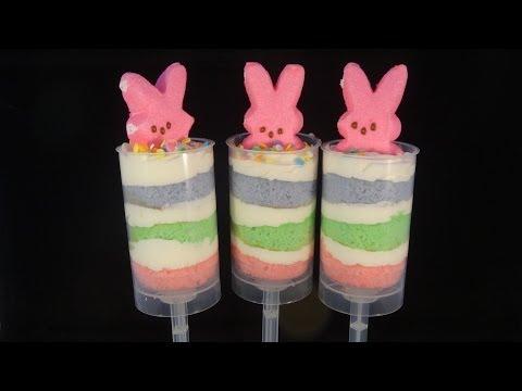 Bunny Peeps Push Pops - with yoyomax12