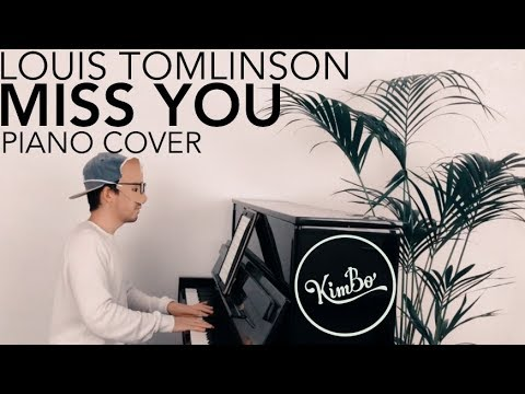 Louis Tomlinson - Miss You (Piano Cover) +SHEETS