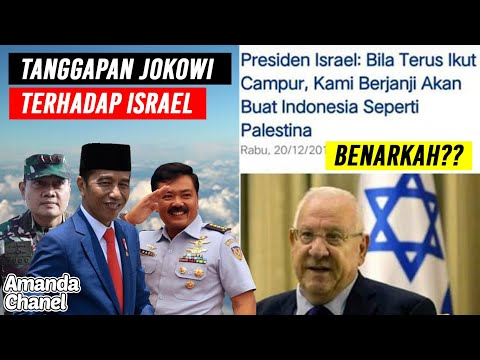 Israel Akan Serang Indonesia Seperti Halnya Palestina,, Cek Faktanya,,