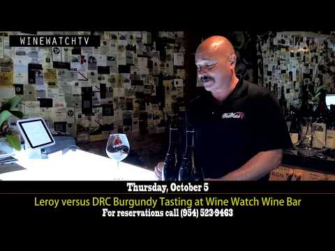 Gaja and White Truffle tasting at Wine Watch Wine Bar - click image for video