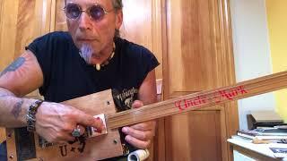 Who do you love for fretless 3 string Cigar Box Guitars