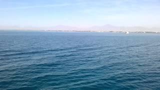 Лучшее море в египте. Вид с яхты