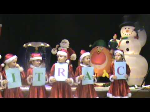 CHRISTMAS ALPHABET - YouTube