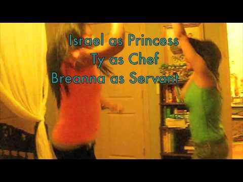 LIVIN LA VIDA LOCA-Israel, Ty, and Breanna Spanish Project
