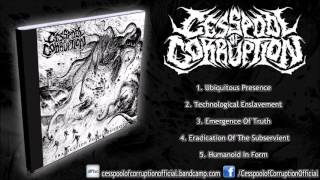 Cesspool of Corruption - Eradication Of The Subservient (FULL EP 2016 1080p HD)