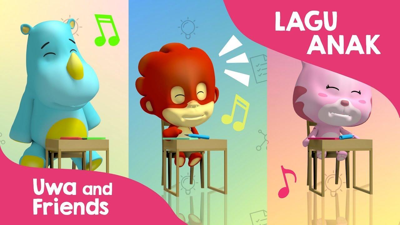 Download Lagu Anak Nama Nama Hari - Lagu Anak Indonesia Uwa and Friends