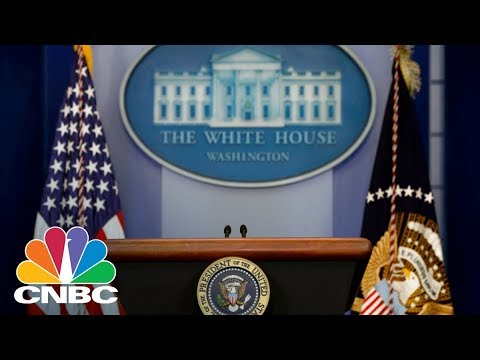 White House Holds Daily Press Briefing - Monday March 26, 2018 | CNBC