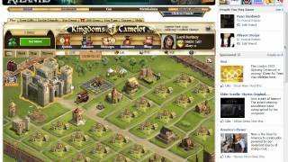 "Kingdoms of Camelot ""Lets Play Episode #1"