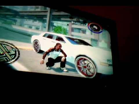 Saints Row 2 Lil Wayne Three Fav Cars Rolls Royce