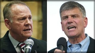 FRANKLIN GRAHAM ASKED ROY MOORE IF SEXUAL MISCONDUCT ALLEGATIONS ARE TRUE, HERE'S HIS ANSWER