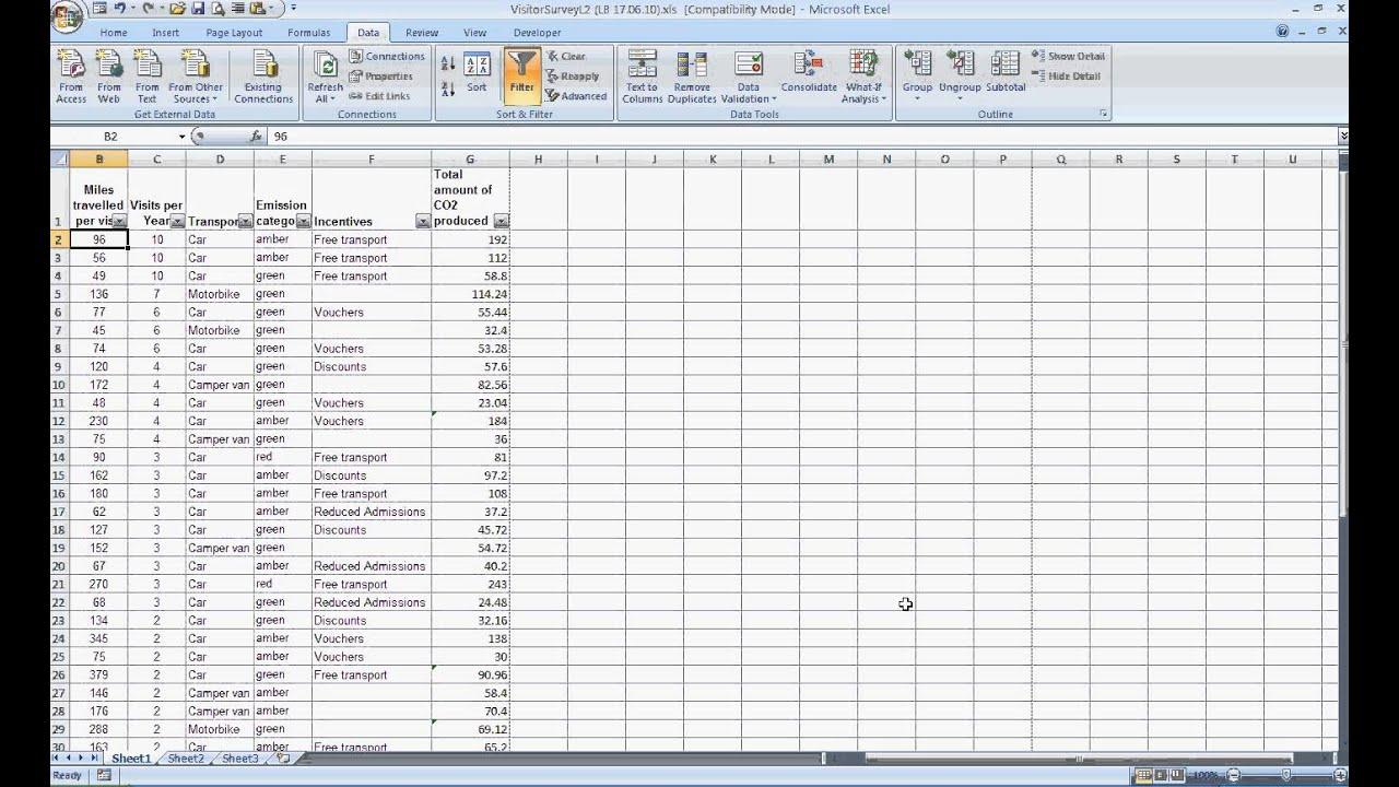 functional skills level 2 task 2a spreadsheet excel