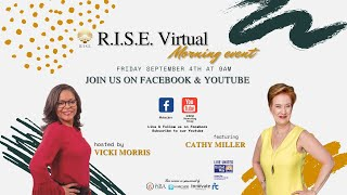 Cathy Miller Presents for RISE