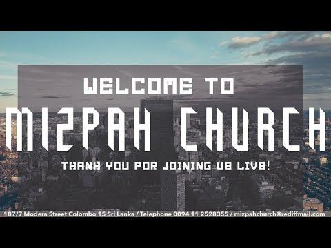 Live Sunday Service 2nd  February  2020  Mizpah Prayer Sri Lanka (Sermon)
