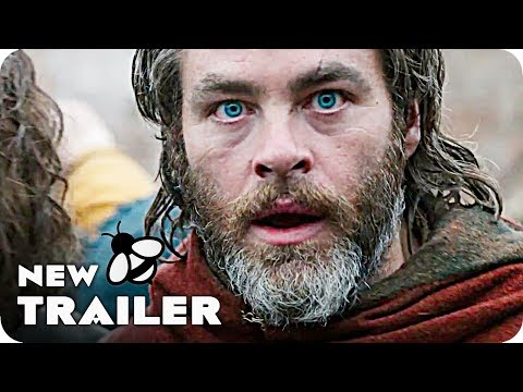 THE OUTLAW KING Trailer (2018) Netflix Movie