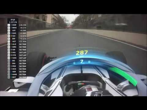 a72ac5f572 Charles Leclerc And The New Halo Graphics