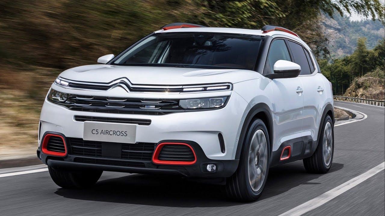 Citro U00ebn C5 Aircross 2018 Car Review