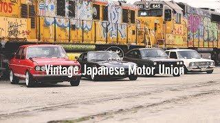 Vintage Japanese Motor Union