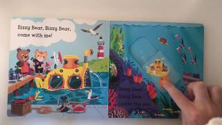 Baby and Toddler Story time | Animals / Vehicles | Bizzy Bear Deep-Sea Diver