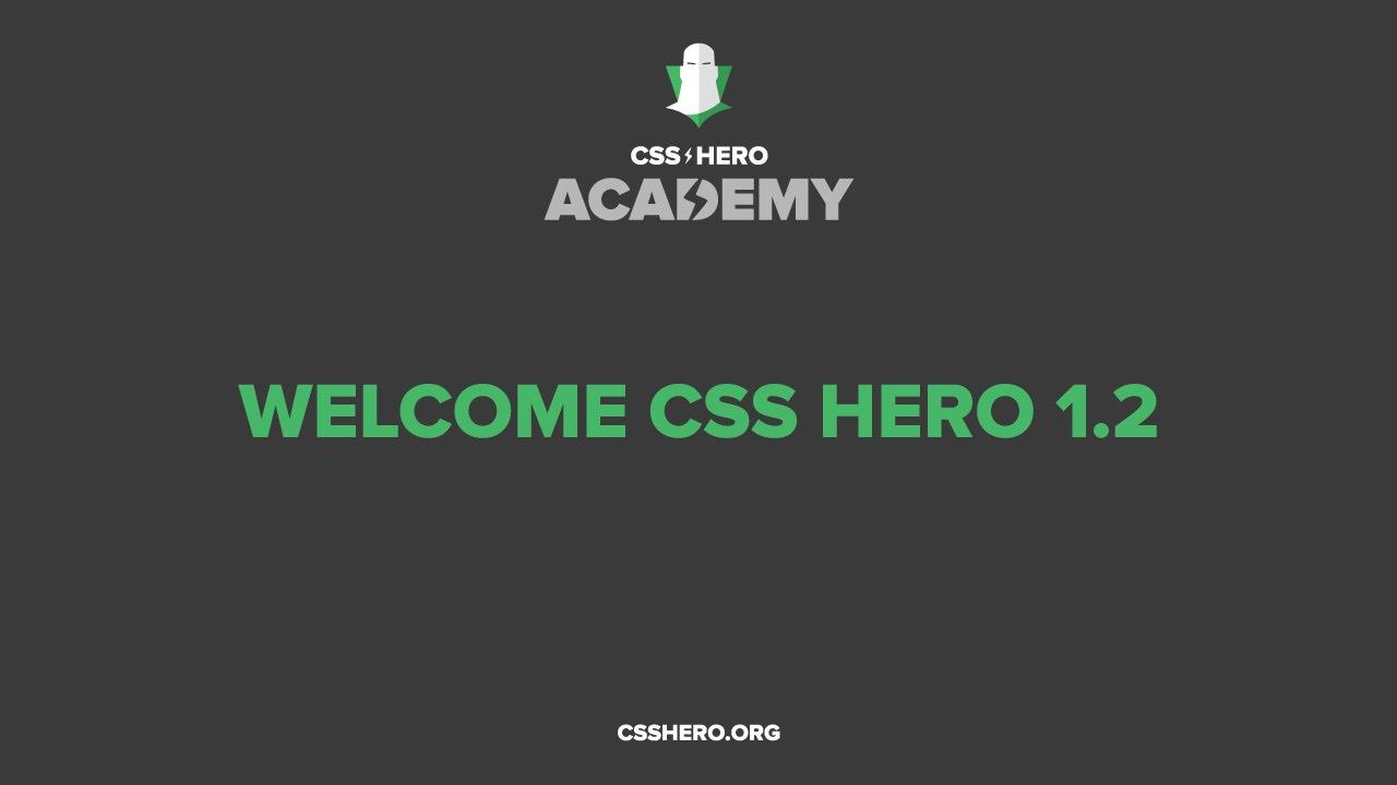 css hero pro free download
